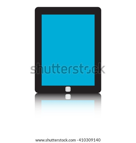 Tablet Icon.  - stock vector