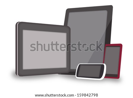 Tablet PC, Mobile devices and smart phones
