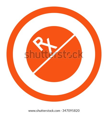 Tablet vector icon. Style is flat rounded symbol, orange color, rounded angles, white background.