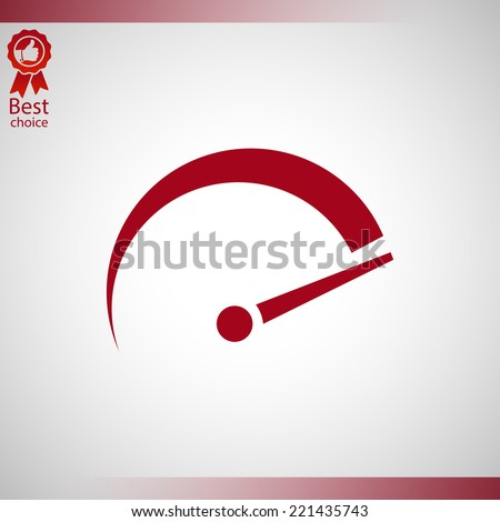 Speed Symbol Stock Images, Royalty-Free Images & Vectors ... Tachometer Logo