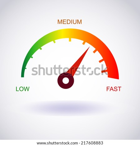 Performance Meter Stock Images, Royalty-Free Images ... Tachometer Logo