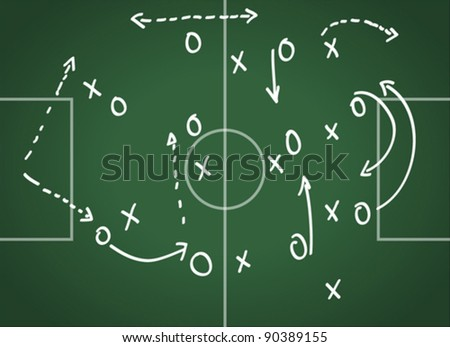 tactics blackboard