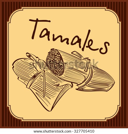 Tamale Cartoon Clip Art - Circuit Diagram Maker