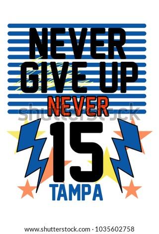 Desistir im genes pagas y sin cargo y vectores en stock for Tampa t shirt printing