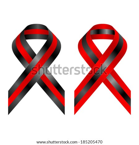 tape red black