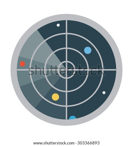 Target Vector Illustration