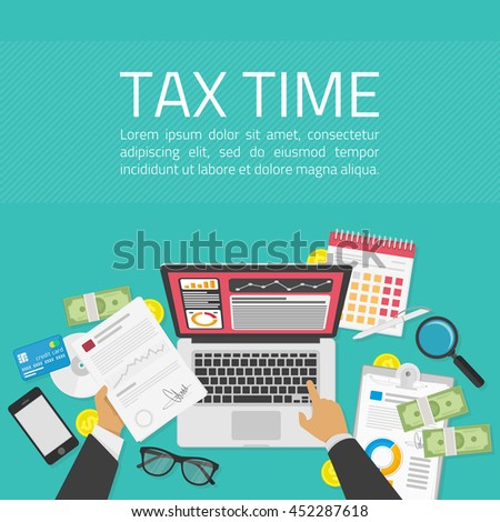 tax payment stock images royaltyfree images amp vectors