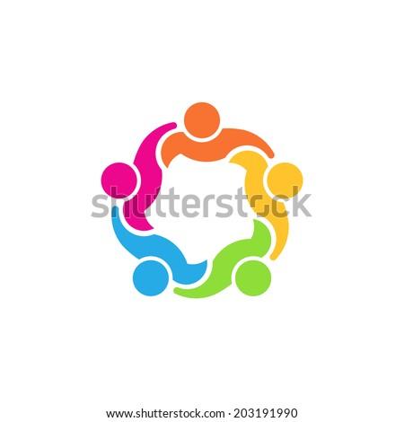Partners Icon Vector