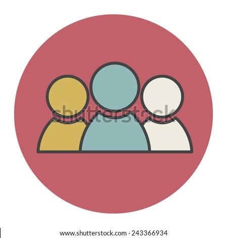 Team Teamwork Collaboration Connection Support Bonding Union Concept - stock vector