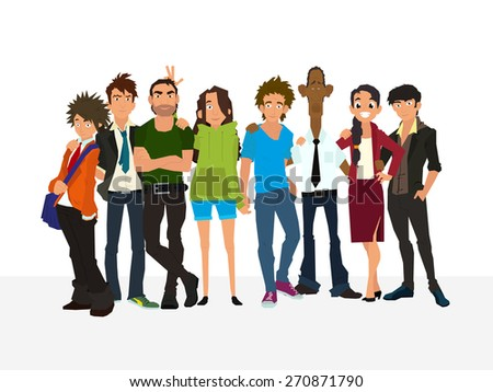 Friends having fun stock photos royalty free images for Best group pictures