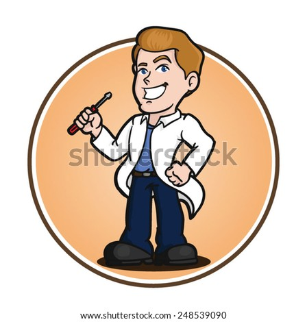 medical laboratory technician clipart
