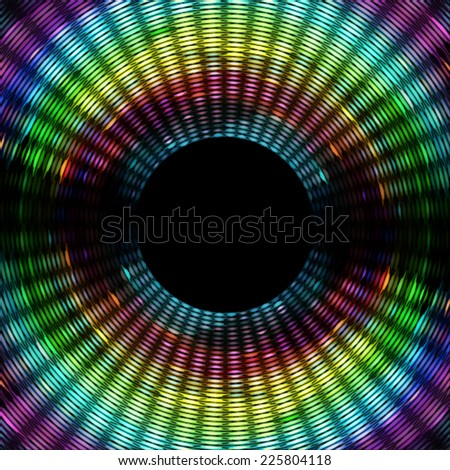 Technology concept abstract digital background