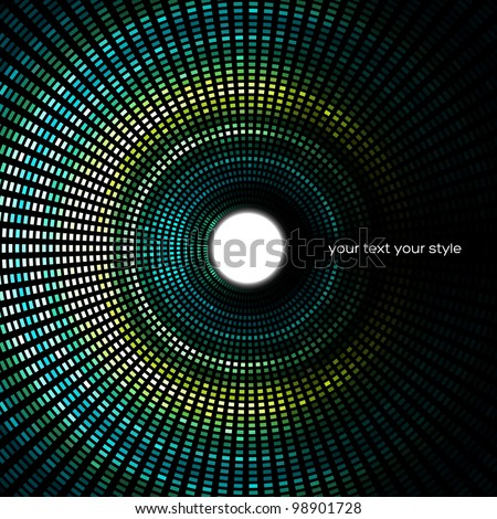 Concept Design Technology Technology Concept Abstract