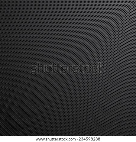 Technology geometric perforated material vector background for applications (app), web user interfaces (ui), internet sites, business. Abstract vector textured background. Business vector background