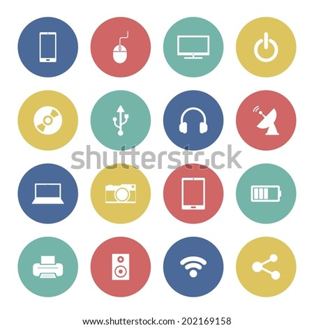 Technology Icons