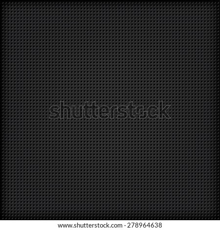 Technology vector background. Carbon texture