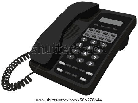 Landline Phone Stock Images, Royalty-Free Images & Vectors ...