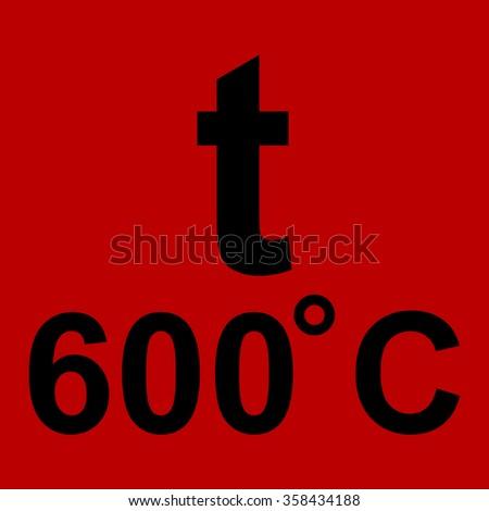 temperature Icon, temperature Icon Vector, temperature Icon JPG, temperature Icon JPEG, temperature Icon EPS, temperature Icon design - stock vector