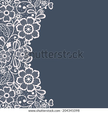 Crochet Pattern Template : Crochet Pattern Stock Vectors & Vector Clip Art Shutterstock
