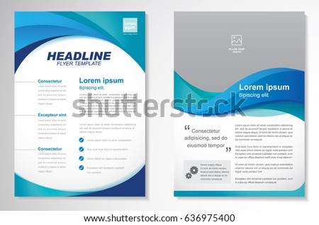 Annual Report Template Images RoyaltyFree Images Vectors – Corporate Report Template