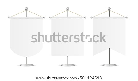 pennant flag stock images royalty free images vectors