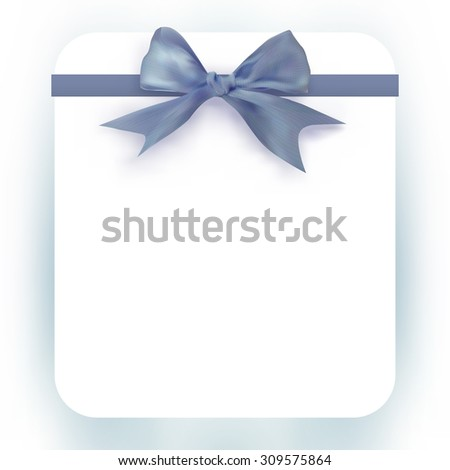 Three Eggs Red Ribbon Bow Design Stock Vector 313754942 - Shutterstock