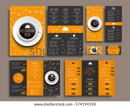 Vector Illustration In Rank M Rank Templates Business Cards A4