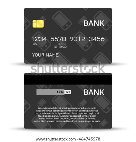 card credit designs sample stock photos royalty free images vectors shutterstock. Black Bedroom Furniture Sets. Home Design Ideas