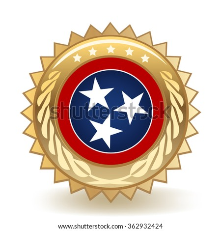 Tennessee Badge