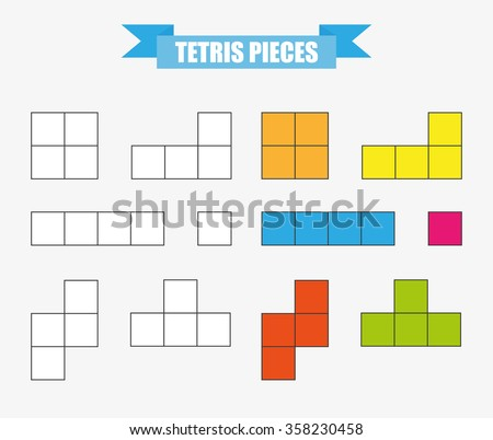 Tetris Piece Moves Related Keywords & Suggestions - Tetris Piece