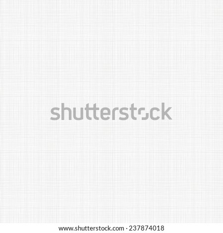 Textile fabric canvas seamless vector pattern texture. (eps8) - stock vector