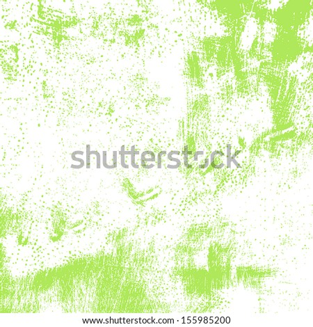 Texture - an old scratched patch. EPS10 vector illustration. - stock vector