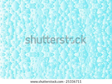 texture looks like drops - stock vector