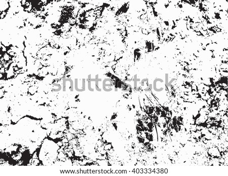 Texture Overlay For Your Design. Black and white grunge background. vector illustrations