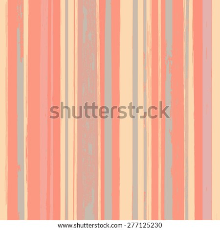 Texture retro striped on wall background, Vector illustration - stock vector
