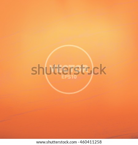 Textured Background Orange