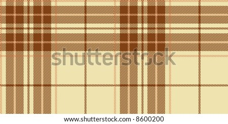 Textured plaid,seamless vector pattern