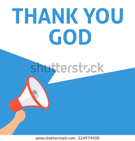 Thank God Stock Vectors, Images & Vector Art | Shutterstock