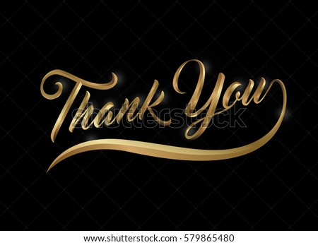 Stock images royalty free images vectors shutterstock Thank you in calligraphy writing