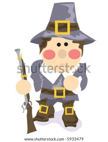 Thanksgiving Pilgrim 2
