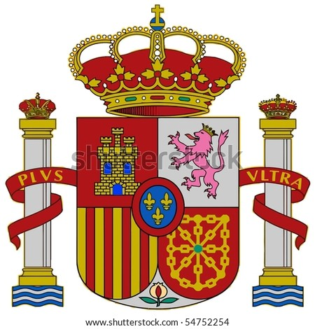 The arms of Spain