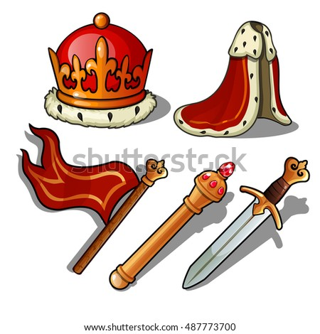 Gold Scepter Stock Images, Royalty-Free Images & Vectors ...