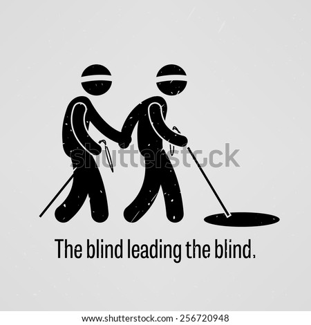 a blind man leads the way If you've never had a vision problem, you probably don't give much thought to your eyes and you may not be aware of the changes that occur as you age, some of which can dramatically affect the way you see — or even lead to blindness the good news is that even small preventive measures, like.
