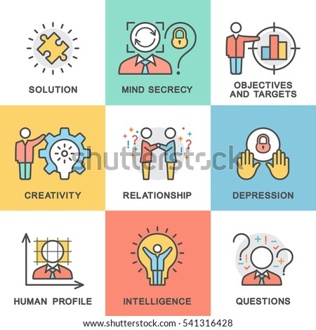 The complicated conceptions of human personality
