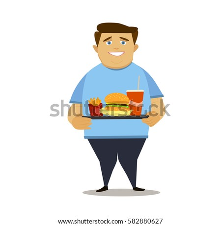 Fat Guy Eating Stock Images, Royalty-Free Images & Vectors ...