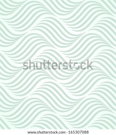 The geometric pattern. Seamless vector background. - stock vector