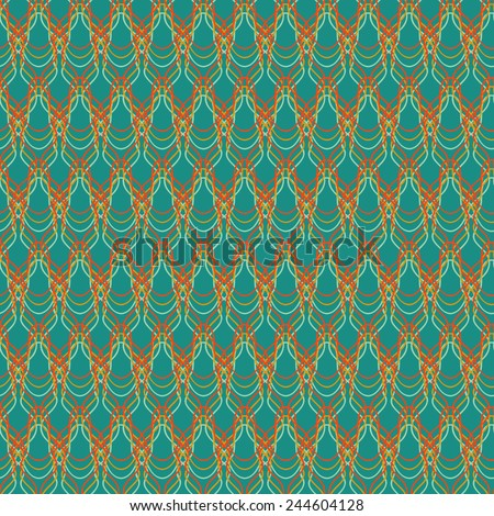 The geometric pattern. Seamless vector background with abstract texture.