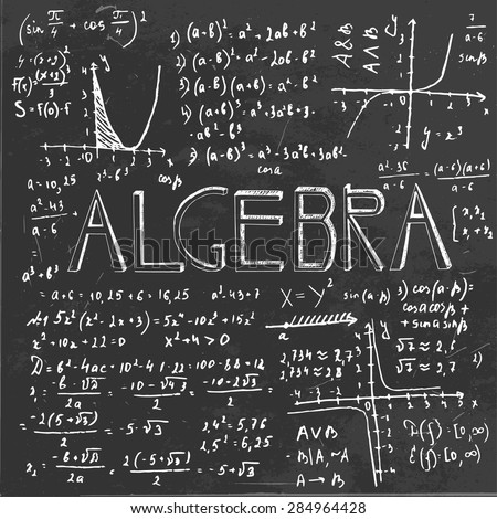 Algebra Stock Images Royalty Free Images Amp Vectors