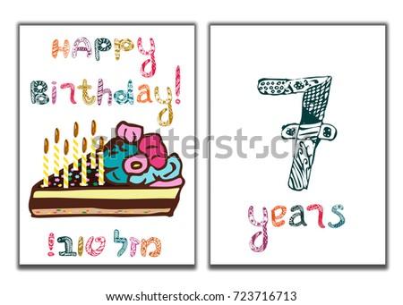 Inscription On A Cake Crossword Clue