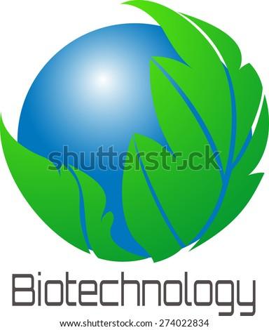 The logo,icon,symbols represents the environment. - stock vector